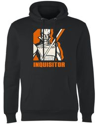 Star Wars Rebels Inquisitor Hoodie - Black