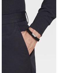 Ermenegildo Zegna Sport Beach Bracelet - Black