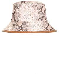 Zimmermann Reversible Bucket Hat - Multicolor
