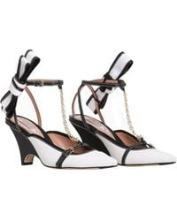 Zimmermann Bow Wedge - Multicolor