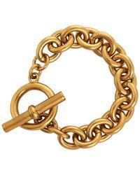Zimmermann Chain Fob Bracelet - Metallic
