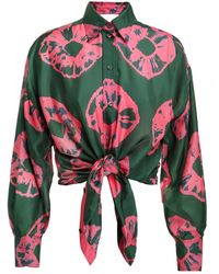 Zimmermann Poppy Relaxed Shirt - Multicolor