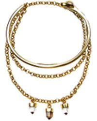 Zimmermann Mm Transformation Bracelet - Metallic