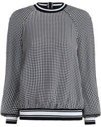 Zimmermann Stranded Sweatshirt - Multicolor