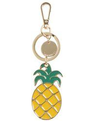 Zimmermann Pineapple Keyring - Metallic