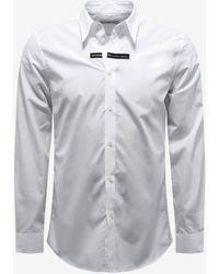 Givenchy White 3 Av George V / 75008 Paris Shirt