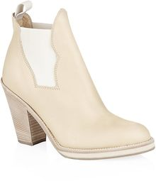 Acne Star Leather Boot - Lyst