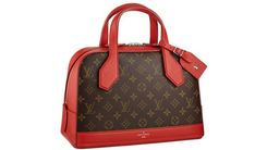 Louis Vuitton | Women's Dora Small Bag - Red