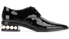 Nicholas Kirkwood | Women's Casati Derby Shoes - Black