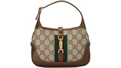 Gucci | Women's Jackie 1961 Small Hobo Bag - Natural