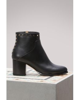 Melvin 65 Leather Ankle Boots