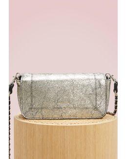 Lame Bob Shoulder Bag