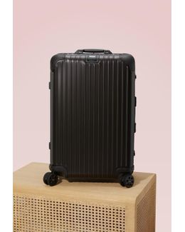 Topas Multiwheel Electronic Tag Luggage - 67l