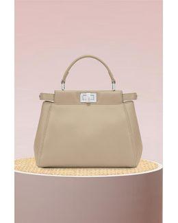 Mini Peekaboo Handbag