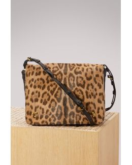 Leopard Crossbody