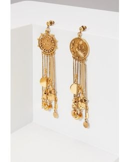 Coins Earrings
