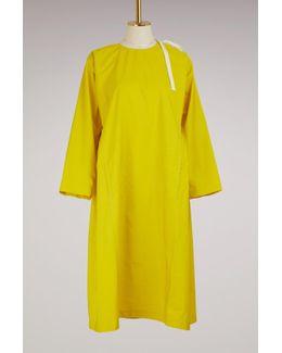 Cotton Superpoplin Dress