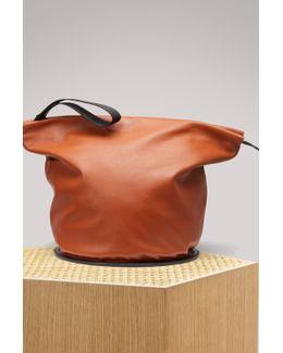 Tambourine Leather Bag