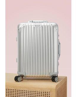 Topas Cabin Multiwheel Luggage - 32l