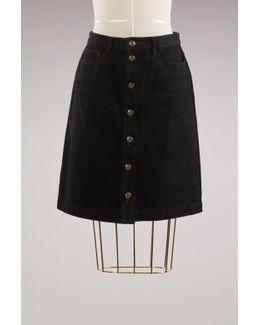 Thérèse Cotton Skirt