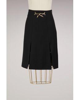 Cygne Belt Skirt