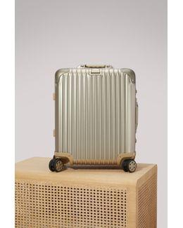 Topas Titanium Multiwheel Luggage - 45l