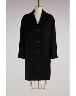Wool Heinz Coat