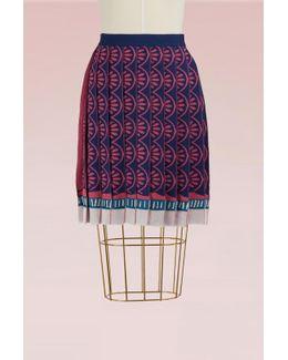 Mighty Jacquard Skirt