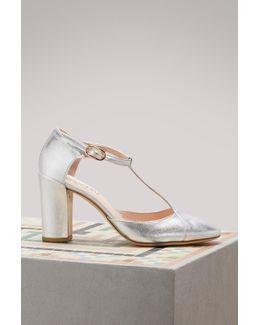 Salomé Giulia Sandals With Heels