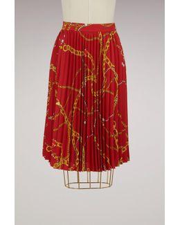 Bijoux Pleated Skirt