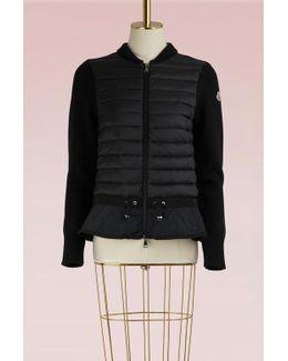 Wool And Duvet Jacket