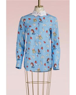 Pop Dream Button Down Shirt