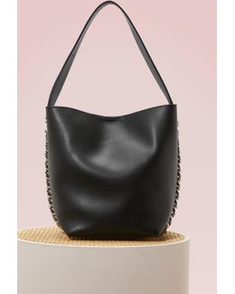 Infinity Bucket Bag