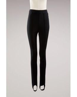 Skinny Stirrup Pants