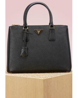 Galleria Saffiano Medium Handbag