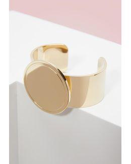 Geometric Round Bracelet