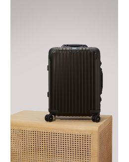 Topas Stealth Cabin Multiwheel Luggage - 32l