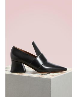 Patricia Heel Loafers