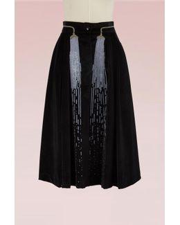 Velvet Judy Skirt