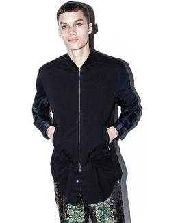 Bomber Shirt-jacket