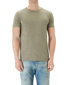 T-shirt Slub Army