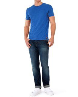 T-shirt Atlantic Blue