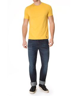 T-shirt Ochre