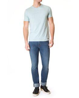T-shirt Pale Blue