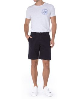 Clean Shorts Light Weight Navy