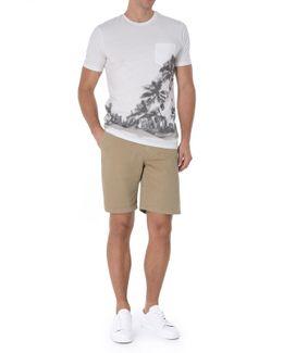 Clean Shorts Light Weight Tan