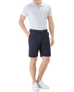 Clean Shorts Navy