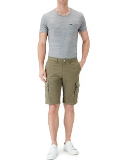 Cargo Shorts Light Weight Sage