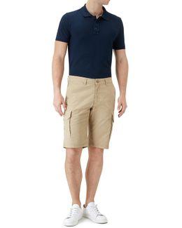 Cargo Shorts Beige