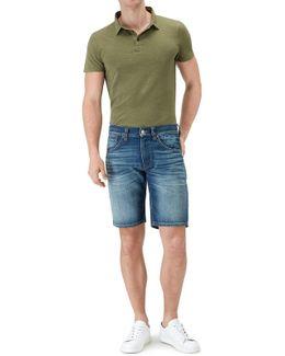 Clean Shorts Trinidad Mid Blue